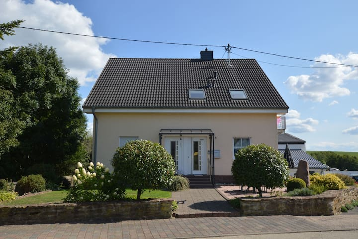 Nice Holiday Home in Orsfeld Eifel with Garden