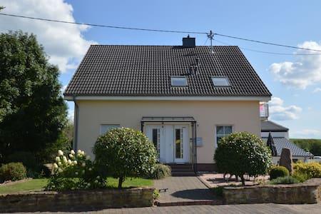 Nice Holiday Home in Orsfeld Eifel with Garden