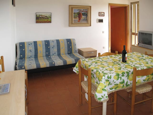 Apartment Residence Riviera for 4 persons