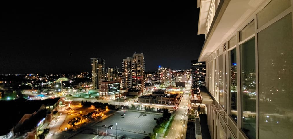 Splendid 1BDRM Condo Across from Stampede Grounds!