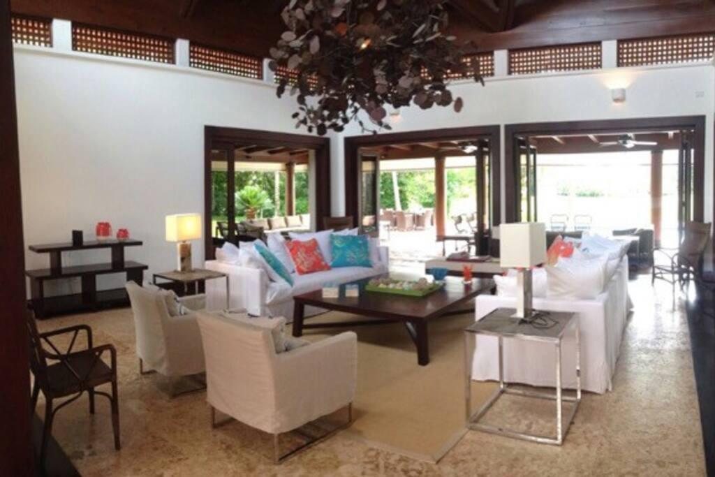 Villa Four Room -Casa de campo, La Romana-