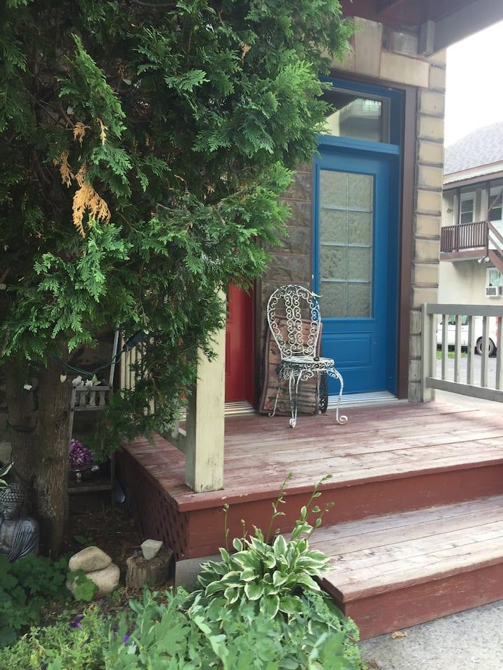 Charmant logement/ Perfect location !