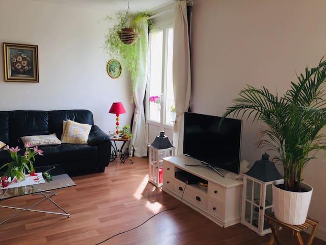 Charmant appartement à Senlis