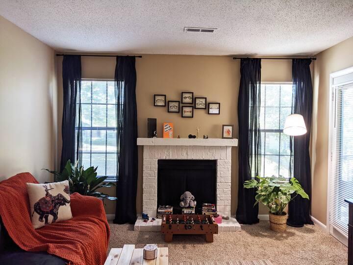 Beautiful apartment in the Heart of Huntsville