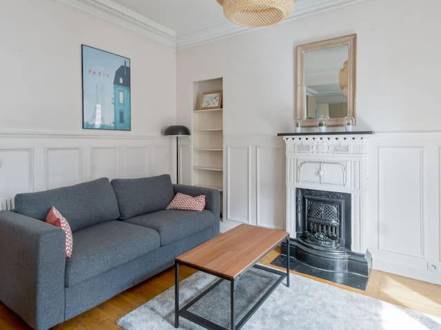 Bright and charming flat at the doors of Paris, in Montrouge - Welkeys