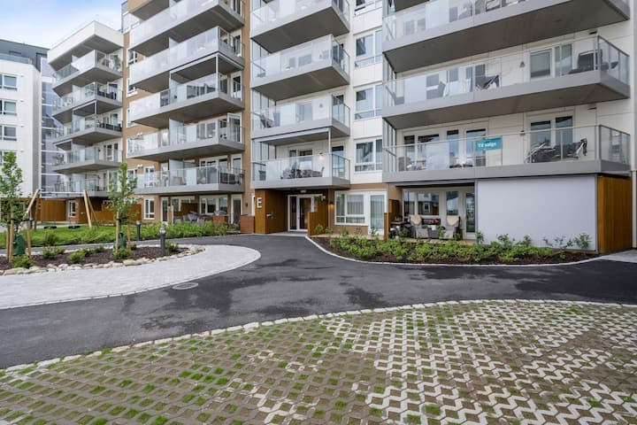 Apartment in Jessheim close to airport and Oslo