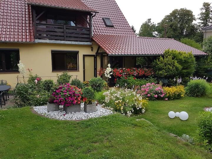 Neue ruhige Ferienwohnung  Näthe in Bad Belzig