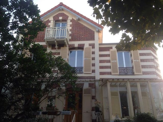 Studio/Private room 10 minutes from Paris - Meudon - Rumah