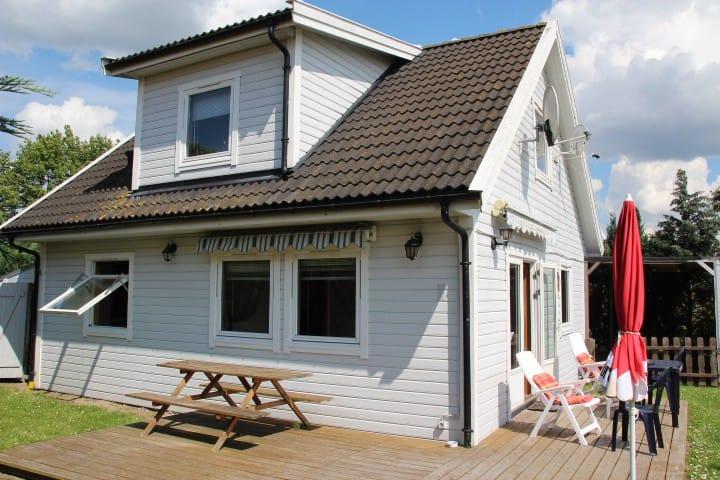 Ferienhaus Ostsee Sauna Strand Stove
