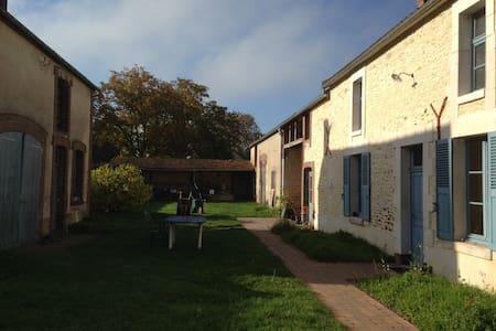 Chambres d'hôtes Le Taraut - Charbuy