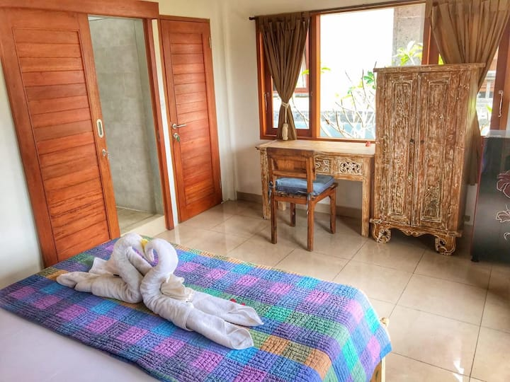 Spacious Homestay close to Ubud Monkey Forest