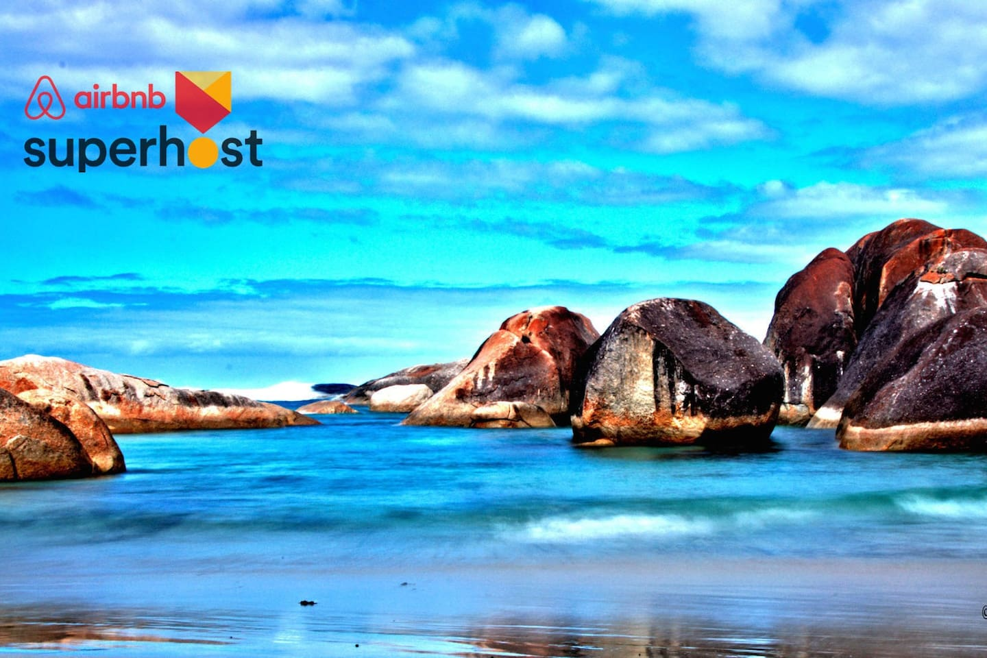 Welcome to the world-famous Greens Pool and Elephant Rocks in William Bay National Park!