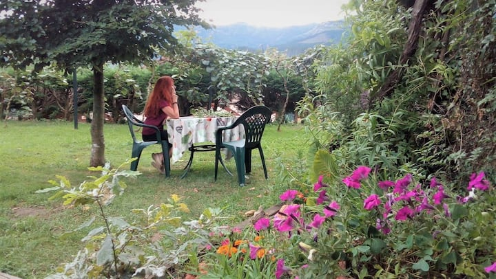 Comfort between natural parks near Bilbao