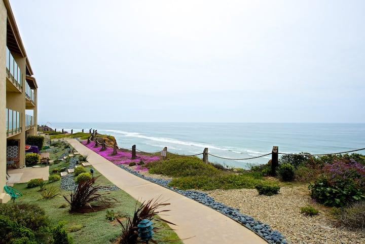 Ocean Front Solana Beach Condo