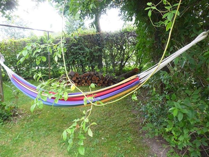 Ruhe und Relaxen