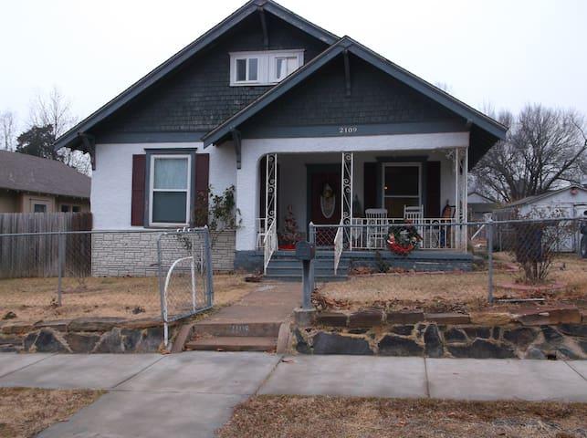 K Street House