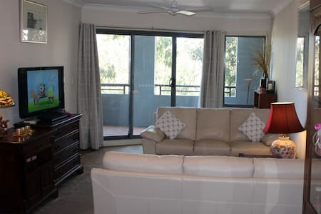 Large 2 bedroom apt close to Cronulla - Caringbah - Daire