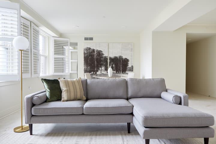 Sonder | Jung Residences | Bright 1BR + Rooftop