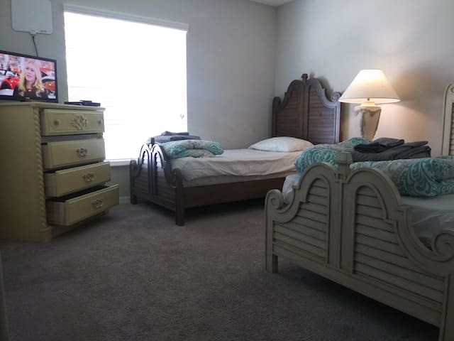 Southshore Shared Home -Two Twin Room