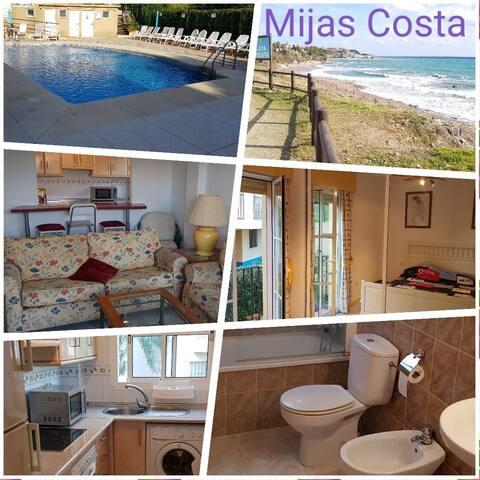 Apartamento a 10 min de la playa y Fuengirola
