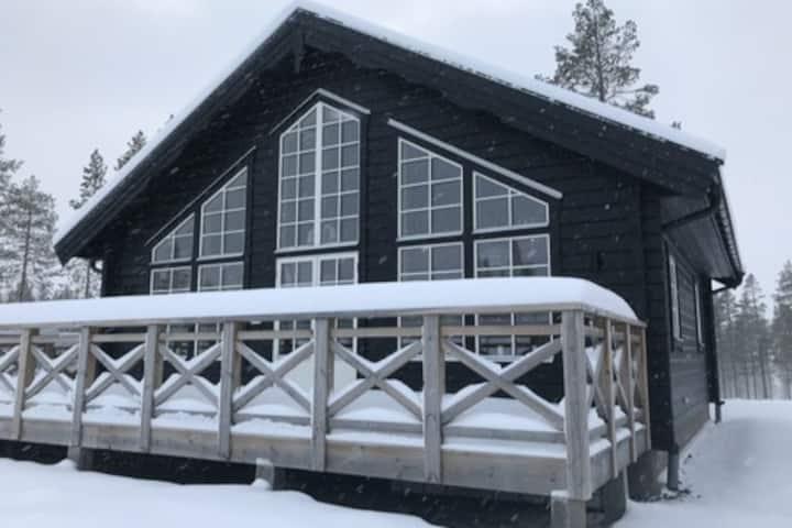 Trivsam stuga i Idre Himmelfjäll, 8 bäddar