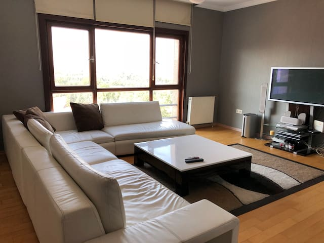 Luxury furnished apartment in Çankaya residence