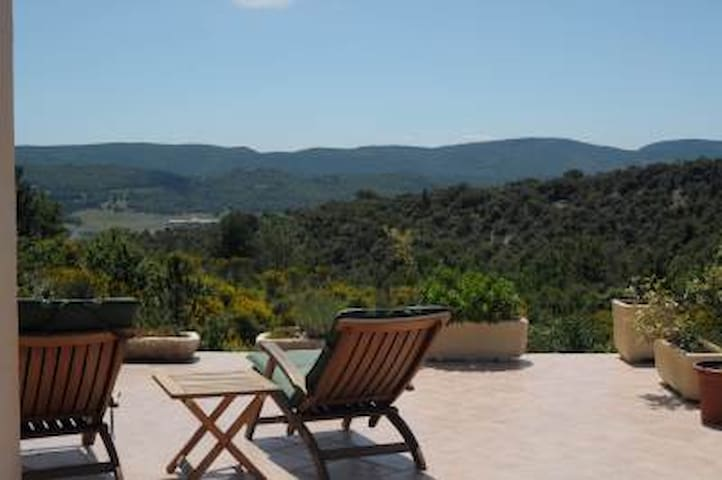Private home in Provence - Reillanne