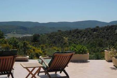 Private home in Provence - Reillanne