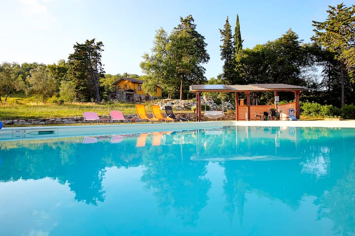 vacanze relax in toscana - Capolona - Bed & Breakfast