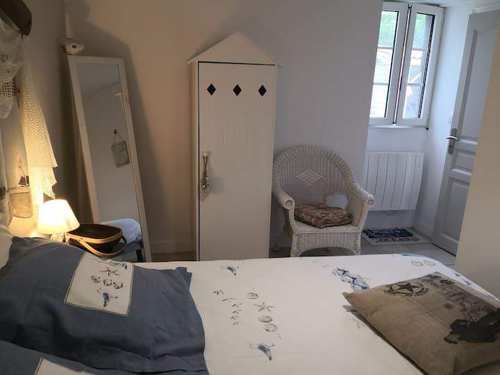 """""""La Régordane""""  chambre d'hôtes  - La Cotinière"""