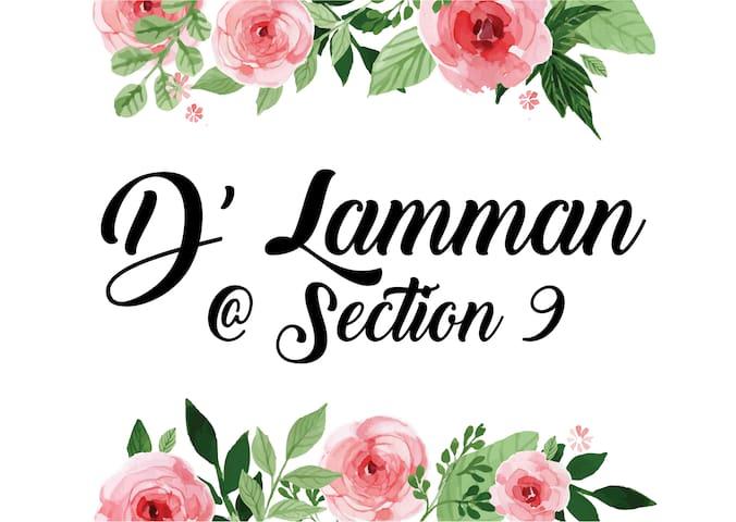 D'Lamman @ Section 9 - Shah Alam - House