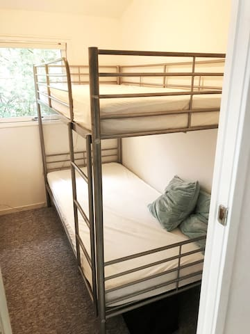 Bedroom 3. Bunkbed 90x200cm