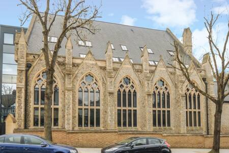 Beautiful church conversion 2 bed - Londres - Appartement