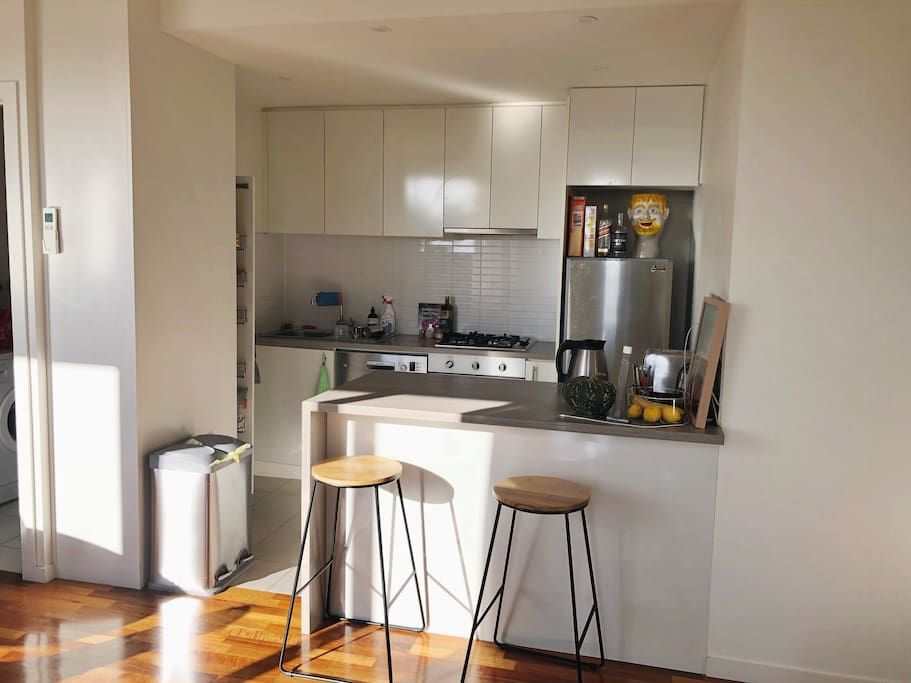 Kitchen (shared space)