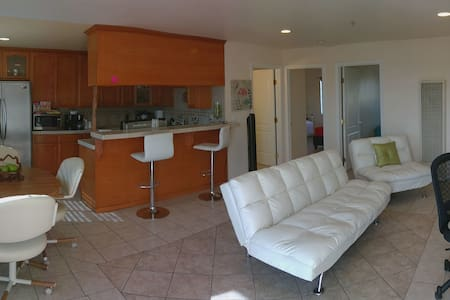 Family & Friends with Private Parking - Los Angeles - Appartement