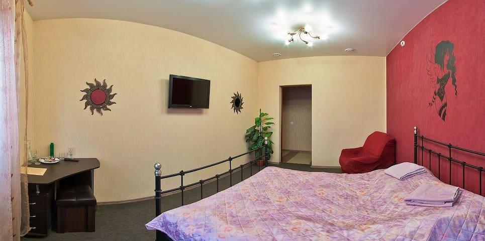 Хорошая Гостиница в Кстово - Kstovo - Appartement