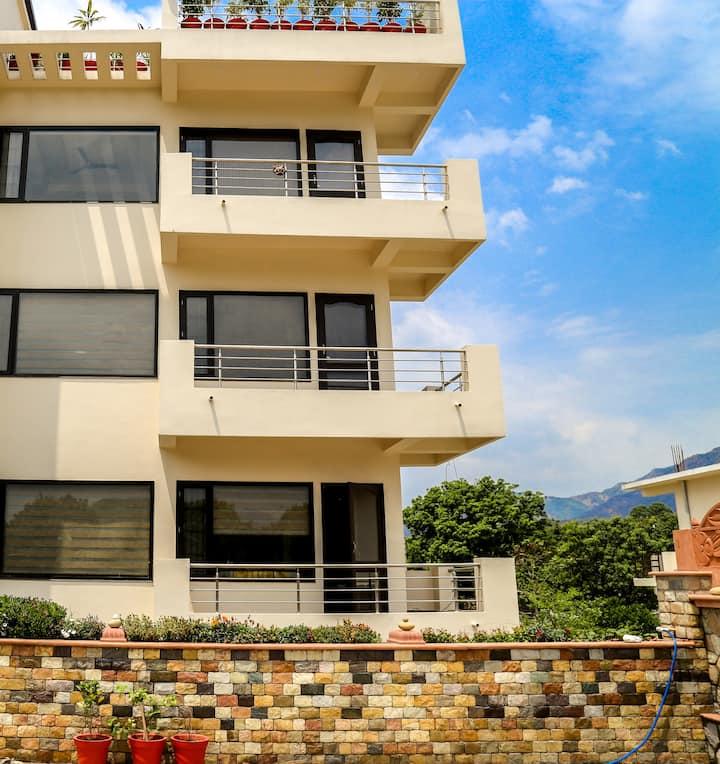 Suite Room for 6 at Om Mansion dehradun