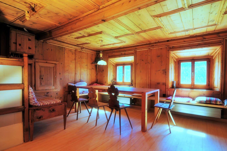 Dining room - La stüva