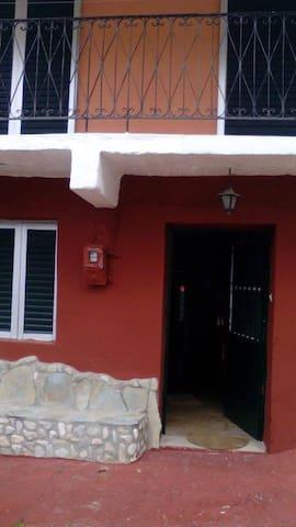 House in a picturesque village - Agii Douli - Casa