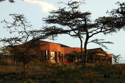 Sidai House, Champagne ridge,  Rift Valley