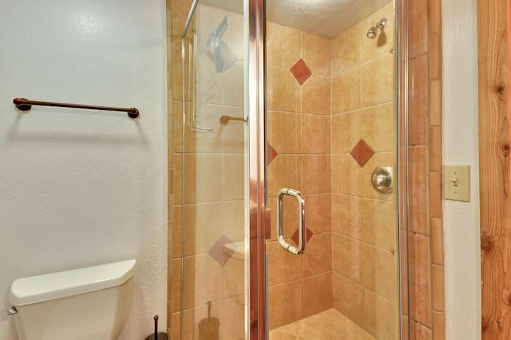 Lower Level,Shower,