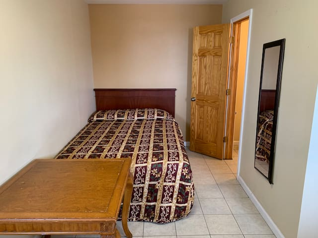Six Person Suite 2 - One full bed