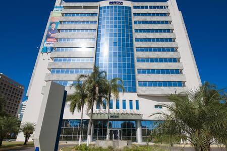 Apart Hotel Go in 512 Taguatinga St hoteleiro
