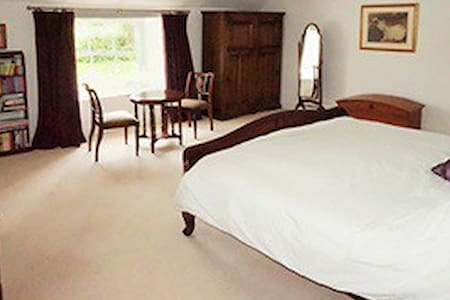 Lake Farmhouse - Hayloft bedroom - Sheepwash