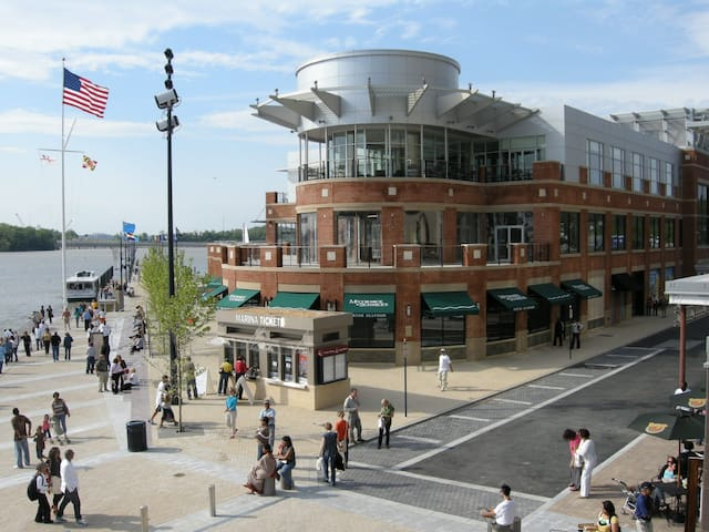 Guidebook for National Harbor