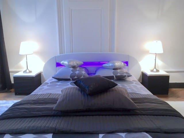APPARTEMENT HAUSSEMANNIEN LYON 2 PERRACHE - Lyon - Apartamento