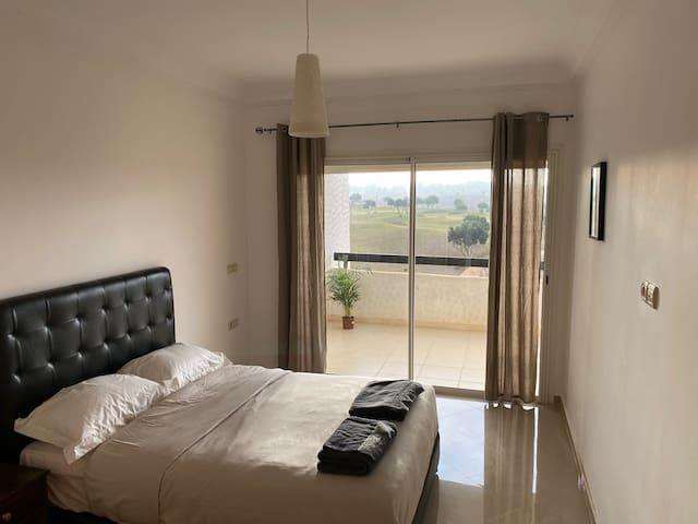 Cosy, bright 1 bedroom flat in Asilah Golf Resort
