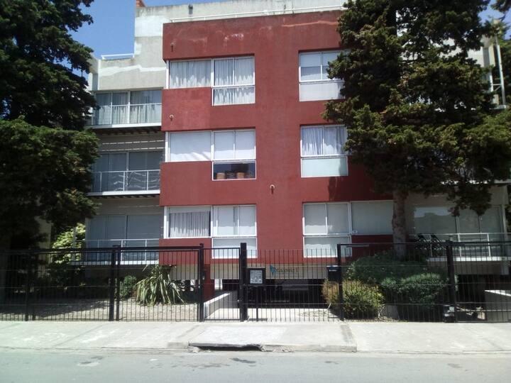 Acogedor departamento en Pinamar