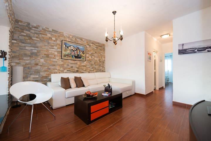 APARTMENT 50 METERS FROM THE SEA GC16 - Gáldar - Apartamento