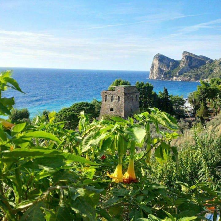 Villaggio Residence Nettuno Sorrento coast beach